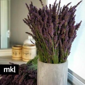 wholesale dried lavender bundles